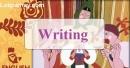 Writing - Trang 55 Unit 6 VBT Tiếng Anh 8 mới