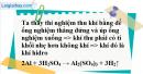 Câu 3 phần bài tập học theo SGK – Trang 128 Vở bài tập hoá 8
