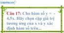 Phần câu hỏi bài 7 trang 73 Vở bài tập toán 7 tập 1
