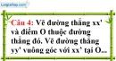 Phần câu hỏi bài 2 trang 88 Vở bài tập toán 7 tập 1