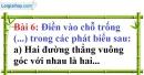 Bài 6 trang 88 Vở bài tập toán 7 tập 1