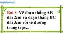 Bài 8 trang 89 Vở bài tập toán 7 tập 1