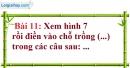 Bài 11 trang 91 Vở bài tập toán 7 tập 1