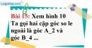 Bài 15 trang 92 Vở bài tập toán 7 tập 1