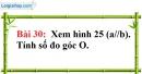 Bài 30 trang 102 Vở bài tập toán 7 tập 1