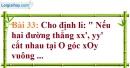 Bài 33 trang 104 Vở bài tập toán 7 tập 1