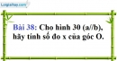 Bài 38 trang 107 Vở bài tập toán 7 tập 1