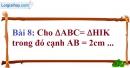 Bài 8 trang 114 Vở bài tập toán 7 tập 1