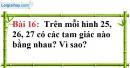 Bài 16 trang 120 Vở bài tập toán 7 tập 1