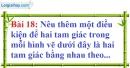 Bài 18 trang 121 Vở bài tập toán 7 tập 1