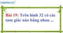 Bài 19 trang 122 Vở bài tập toán 7 tập 1