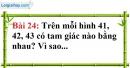 Bài 24 trang 126 Vở bài tập toán 7 tập 1