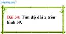 Bài 34 trang 134 Vở bài tập toán 7 tập 1