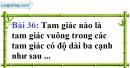 Bài 36 trang 135 Vở bài tập toán 7 tập 1
