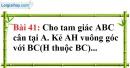Bài 41 trang 138 Vở bài tập toán 7 tập 1