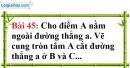 Bài 45 trang 140 Vở bài tập toán 7 tập 1