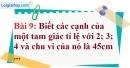Bài 9 trang 58 Vở bài tập toán 7 tập 1