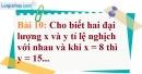 Bài 10 trang 59 Vở bài tập toán 7 tập 1