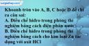 Câu 34-3, 34-4 phần bài tập tham khảo – Trang 130 Vở bài tập hoá 8