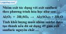 Câu 5 phần bài tập học theo SGK – Trang 145 Vở bài tập hoá 8