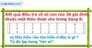 Bài 4 trang 10 Vở bài tập toán 7 tập 2
