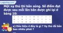 Bài 6 trang 12 Vở bài tập toán 7 tập 2