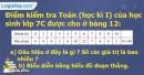 Bài 8 trang 15 Vở bài tập toán 7 tập 2