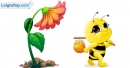 Viết đoạn văn tả loài ong mật