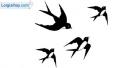 Viết đoạn văn tả một đàn chim bay đi kiếm mồi