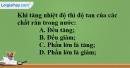 Câu 2 phần bài tập học theo SGK – Trang 155 Vở bài tập hoá 8