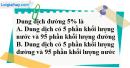 Câu 42-1, 42-2  phần bài tập tham khảo – Trang 160 Vở bài tập hoá 8