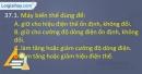 Câu 37.1, 37.2, 37.3, 37.4 phần bài tập trong SBT – Trang 103 Vở bài tập Vật lí 9