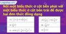 Phần câu hỏi bài 4 trang 36, 37 Vở bài tập toán 7 tập 2