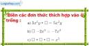 Bài 16 trang 40 Vở bài tập toán 7 tập 2