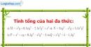Bài 22 trang 45 Vở bài tập toán 7 tập 2