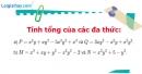 Bài 23 trang 45 Vở bài tập toán 7 tập 2