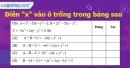 Phần câu hỏi bài 6 trang 43 Vở bài tập toán 7 tập 2