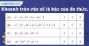 Phần câu hỏi bài 7 trang 47, 48 Vở bài tập toán 7 tập 2