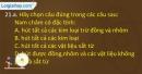 Câu 21.a, 21.b phần bài tập bổ sung – Trang 63 Vở bài tập Vật lí 9