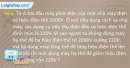 Câu 36.a phần bài tập bổ sung – Trang 101 Vở bài tập Vật lí 9