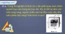 Câu 33.a, 33.b phần bài tập bổ sung – Trang 94 Vở bài tập Vật lí 9