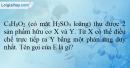 Bài 1.5, 1.6 trang 4 SBT Hóa học 12