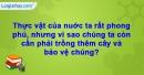 Câu hỏi 3 trang 7 Vở bài tập Sinh học 6