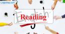 Reading - Unit 9 VBT Tiếng Anh 9 mới