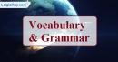 Vocabulary & Grammar - Trang 32 Unit 10 VBT Tiếng Anh 9 mới
