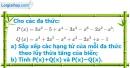 Bài 33 trang 53 Vở bài tập toán 7 tập 2