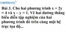 Bài 3 trang 8 Vở bài tập toán 9 tập 2