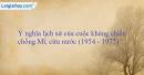 Bài tập 5 trang 117 vở bài tập lịch sử 9