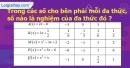 Bài 41 trang 59 Vở bài tập toán 7 tập 2