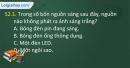 Câu 52.1, 52.2, 52.3, 52.4, 52.5, 52.6  phần bài tập trong SBT – Trang 145,146 Vở bài tập Vật lí 9